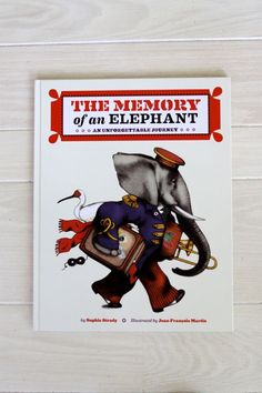 Book of the Week: The Memory of an Elephant