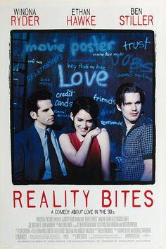 Reality Bites love this movie
