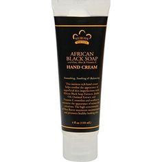 NUBIAN HERITAGE HAND CRM,AFRICAN BLK SOAP, 4 OZ -- For more information, visit image link.
