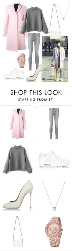 """""""Lee Min Ho in """"Legend if the Blue Sea"""" Ep 15"""" by catezovi ❤ liked on Polyvore featuring MSGM, 7 For All Mankind, NIKE, Dsquared2, Links of London and Miss Selfridge"""