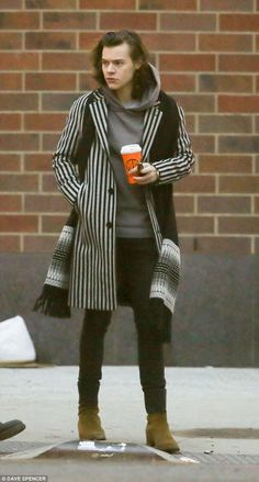 that. coat. is it just a harry styles thing, or can someone else pull it off?