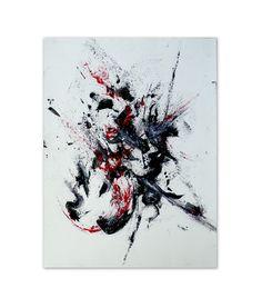 oil pastel on paper by vindadamona