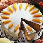 Tarta de zanahoria y almendras - Gastronomia - Mexican Food Recipes, Dessert Recipes, Desserts, Fall Recipes, Sweet Recipes, Quilted Cake, Baking And Pastry, Fancy Cakes, Eat Smarter