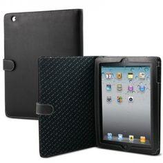 Forro Muvit Snow iPad 2 y iPad 3 - Negra