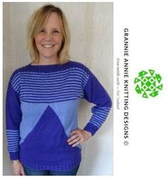 Jumper knitting pattern