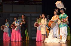 Korean National day – Korean Traditional Dance Performance – DKU Dankook University Fantastic Dynamic KOREA Monday 3rd of October 2016 Main Hall, Konserthuset in Stockholm, Sweden Peace…