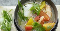 Viele gesunde fettarme Suppen | eatsmarter.de
