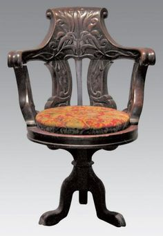 Titanic Second Class Dining Room chair
