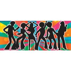 Groovy 70's disco theme party ideas and games! - Polyvore