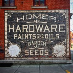 Homer Hardware, Paint And Oils, Garden Seeds. - Homer, NY 9/17