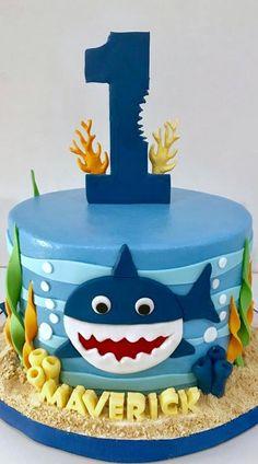 Shark Cake...