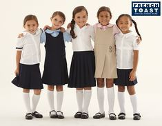 Policy: school rules - preventing the use of PE uniform will mean students are less active. School Outfits Highschool, School Uniform Outfits, School Wear, Uniform Dress, School Girl Outfit, Girl Outfits, Pe Uniform, Uniform Shop, Cute Little Girl Dresses