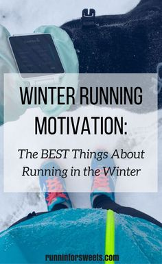 As the temperature drops, getting outside for those runs gets harder. Here is some winter running motivation for you when you need it most.