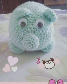 Piggy amigurumi