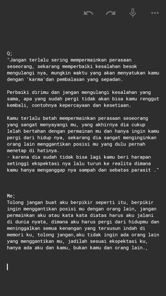 Just quotes of the day /Indonesia /  Writter : Jery Feby Annisa