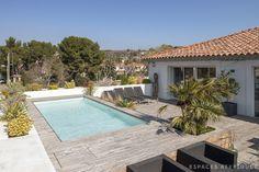 Marseille : Penthouse avec piscine dans une ancienne bastide