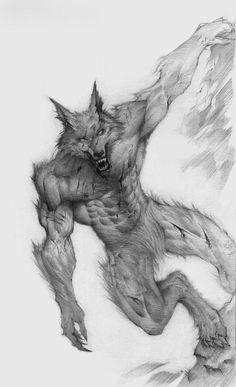 71 Meilleures Images Du Tableau Loup Garous Werewolves Monsters