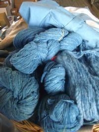 Les bleus pastels