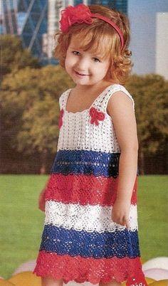vestido para  nena!!
