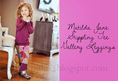Matilda Jane Clothing - Paint By Numbers. Jane Clothing, Stippling, Paint By Number, Matilda Jane, Mj, Numbers, Outfit Ideas, Leggings, Tees