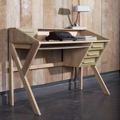 Plywood Furniture Plans Solid Wood New Ideas Plywood Furniture, Furniture Plans, Cool Furniture, Furniture Design, Origami Furniture, Plywood Floors, Futuristic Furniture, Office Furniture, Office Desk