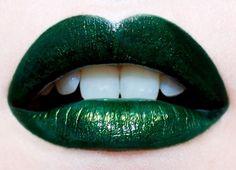 Verde esmeralda, la tendencia de 2013
