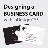 116 best graphic arts related images on pinterest graphic art to indesign quick tip designing a business card with indesign cs5 reheart Choice Image