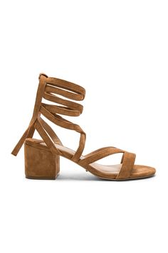 76329a6a326d Shop for Tony Bianco Amor Heel in Sienna Kid Suede at REVOLVE.