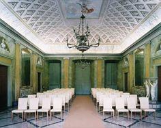 Candida Hofer, Villa Ghirlanda Cinisello Balsamo Milano I  C-Print  2005