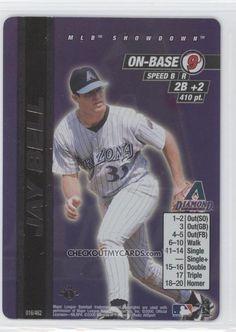 MLB Showdown CCG Home Run Hitter Set 14 cards