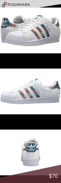 Original Adidas Superstars popular zapatos, Adidas Superstar y