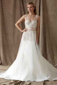 This @Lela Rose stunner transforms into a strapless gown--click for more views!