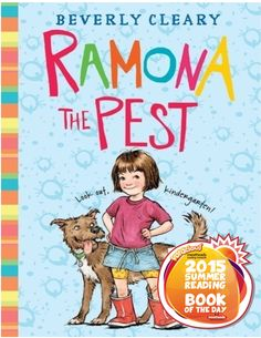 Meatheads Voracious Summer Reading program begins! Our first book of the day is Ramona The Pest by Beverly Clearly! Read 5 books this summer and earn a FREE lil meathead burger! Download your certificate here: http://www.meatheadsburgers.com/filebin/Voracious_certificate_no_crops_2015.pdf