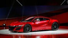 Cool Acura 2017: NASCAR Owner Rick Hendrick Paid $1.2 Million For The First 2017 Acura NSX... Check more at http://cars24.top/2017/acura-2017-nascar-owner-rick-hendrick-paid-1-2-million-for-the-first-2017-acura-nsx/