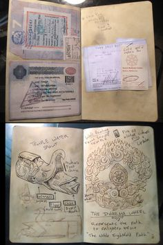 UNCHARTED: Among Thieves - Drake's Journal