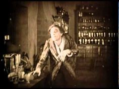 Dr.Jekyll & Mr. Hyde - #John Barrymore Incredible performance with little makeup and no CGI :)