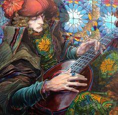 Barry Windsor-Smith Art.