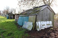 UK allotment, Northamptonshire. Gardenista