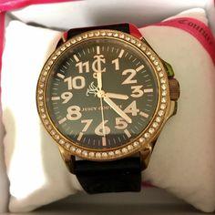 Juicy Couture Watch, Gold Watch, Watches, Accessories, Fashion, Moda, Wristwatches, Fashion Styles, Clocks