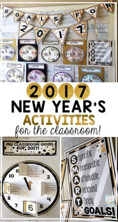 StudentSavvy: It's almost 2017! Celebrating New Year's in the Classroom!