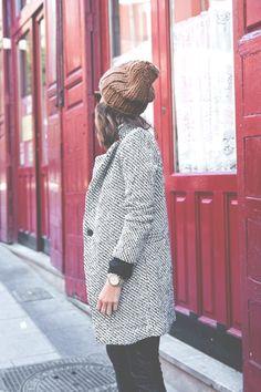 trend , tendencia,fashion, moda, street style, outfit, look, inspiration, get inspired, inspiração, tweed