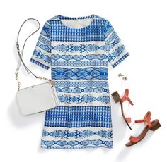 To my stylist: LOVE LOVE LOVE this dress!!! - Heather