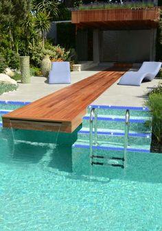 Pool Design Idea #pools #pool #crystile #crys-tile #luxury #designideas #crystal www.crys-tile.nl