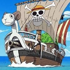 Resultado de imagen de one piece barco