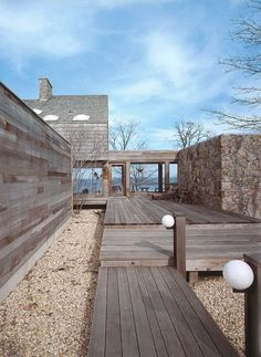 Norman Jaffe. Jacobs House, Shelter Island, NY, 1971