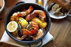 Seaside eats: Best summer seafood