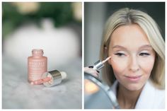 ELLE Finland blogger Metti Forssell shared her love towards Lumene Invisible Illumination in her blog.