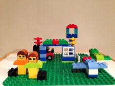 Photo by little Kun. Inspiration from Lego booklet. Scene Photo, Lego Duplo, Booklet, Toys, Inspiration, Lego Duplo Table, Activity Toys, Biblical Inspiration, Games