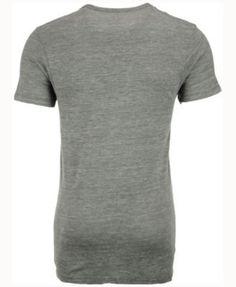 '47 Brand Men's Cincinnati Bengals Running Man Tri-Blend T-Shirt - Gray XXL