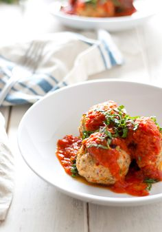 Paleo Spicy Chicken and Veggie Meatballs Recipe